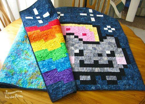 Nyan Cat Tote