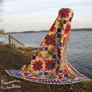 Lazy Sunday Quilt by the River
