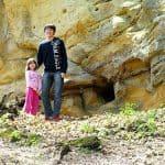 Wild Cat Den and Grandchildren