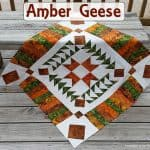 Amber Geese
