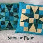 Batik Pillow Tutorial
