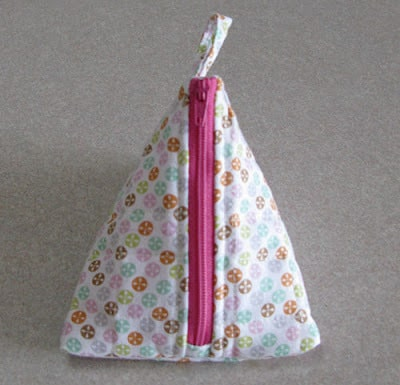 Triangle Pouch and fabrics for your stash