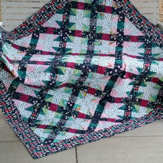 Filigree Free Quilt Pattern
