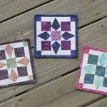 Mini Birds Quilt Tutorial 3 Different Looks