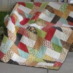 Dovetail Free Quilt Pattern