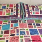 Island Batik Creative Borders on Scattered Pillows