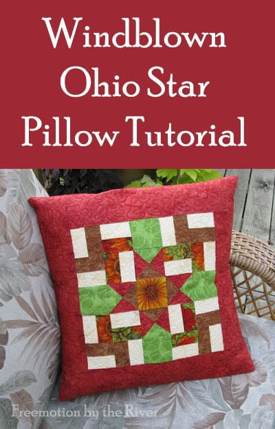 Windblown Ohio Star Tutorial