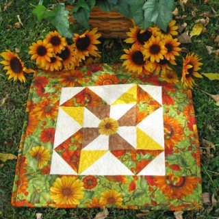 Sunflower Centerpiece Tutorial