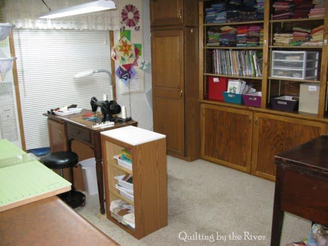 My Quilt Studio Phase 1