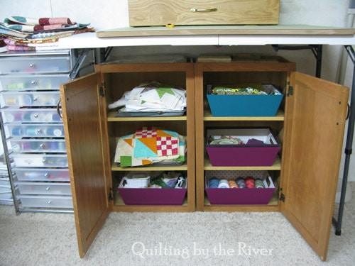 Quilt Room Redo