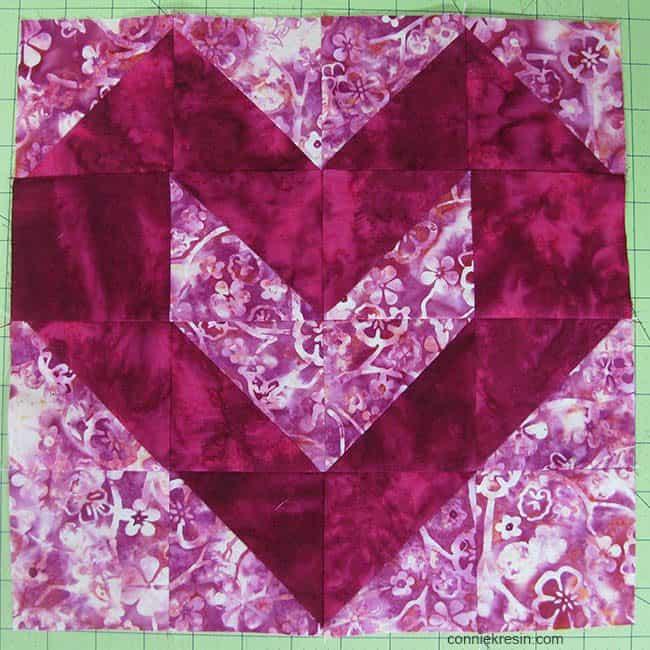 complete heart batik block