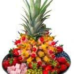 Pineapple Tree Appetizer