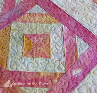 Rainbow Sherbert Sewing Machine Cover