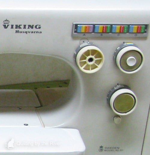 Viking Husqvarna Sewing Machine 6020