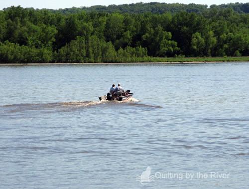 Mississippi River Mud Quilt