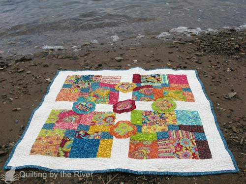 Sweetheart Disappearing 9 Patch