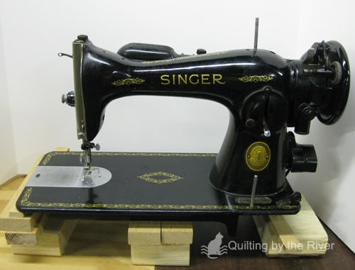 1591-1951 Singer Sewing machine