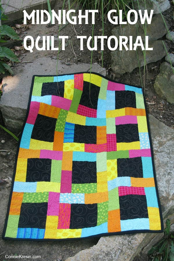 Midnight Glow Quilt Tutorial