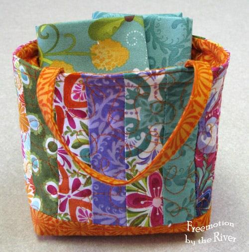 Mini Tote Bag - Easy Tutorial