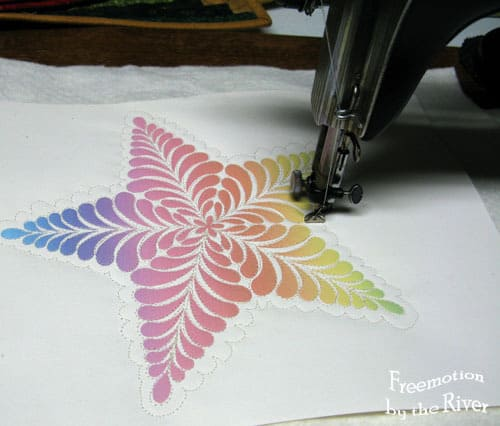 more free motion quilting