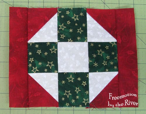 strips added to block