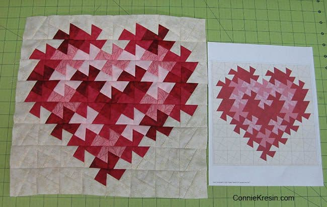 Twisting Heart block in EQ