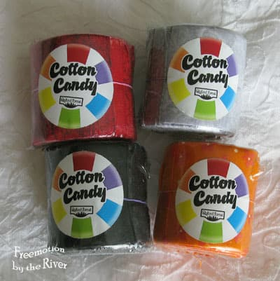 Cotton Candy Fabrics from The Forest City