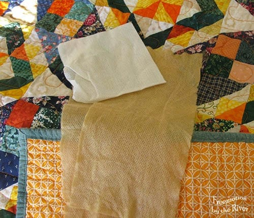 Fabric Bleeding and Color Absorbers