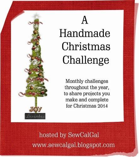 A Handmade Christmas Challenge