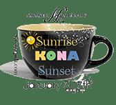 Sunrise Kona Sunset Blog hop