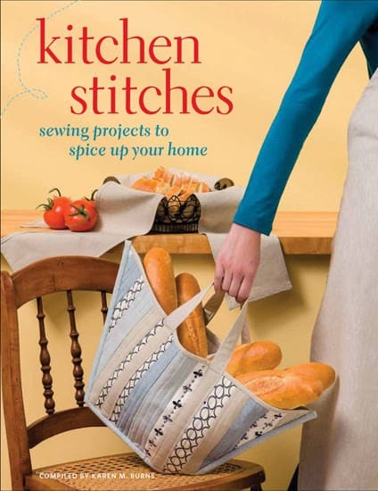 Kitchen Stitches Book Review