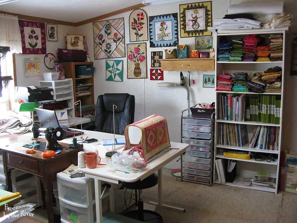 Studio cleanup
