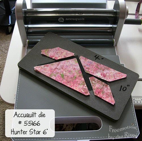 Hunter Star Table Runner