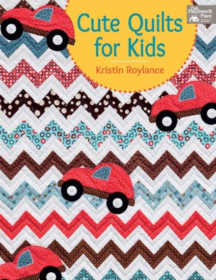 Cute Quilts For Kids Book Review