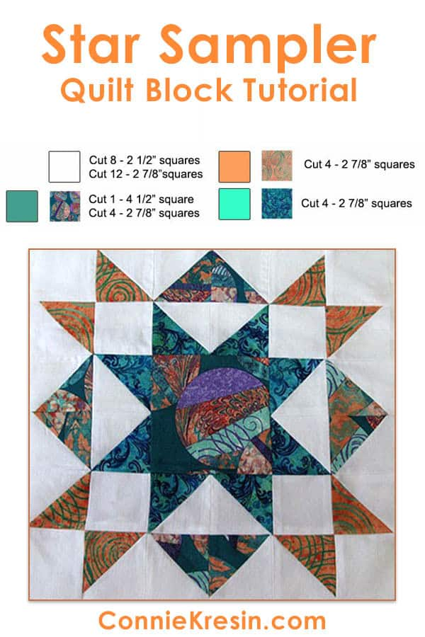 Star Sampler Block tutorial