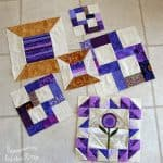 Purple String Blocks and more