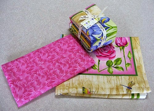 Block Party Fabrics from Fabri-Quilt