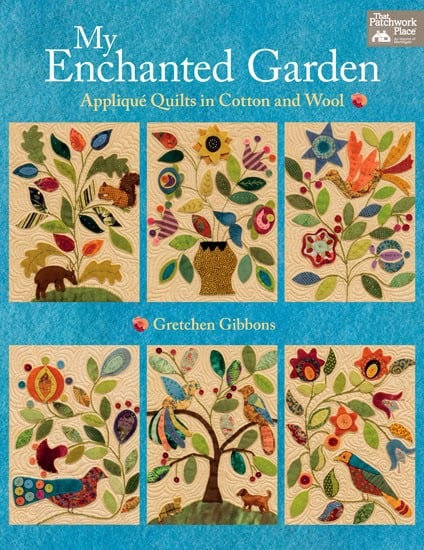 My Enchanted Garden book review