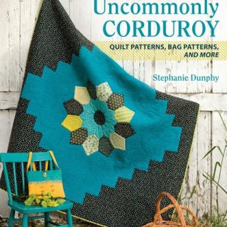 Uncommonly Corduroy Quilt Patterns, Bag Patterns & More