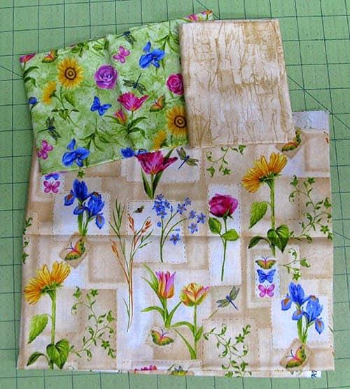 Fabrics I didn't use yet