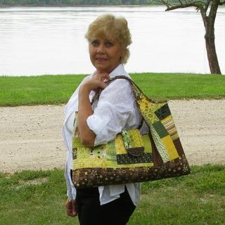 Tinker Tote Quilted Bag