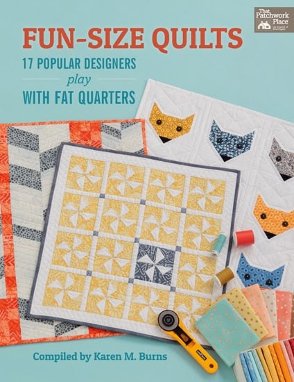 Fun-Size Quilts book review