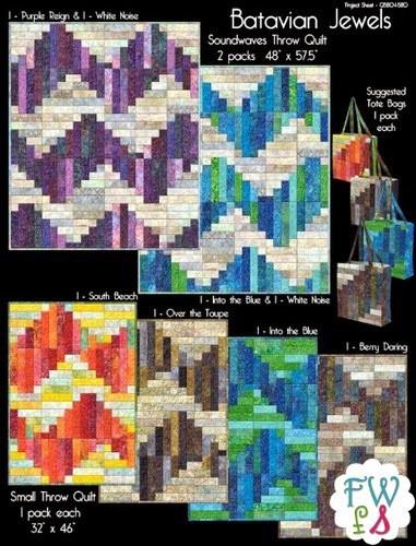 Fort Worth Fabric Studio free pattern