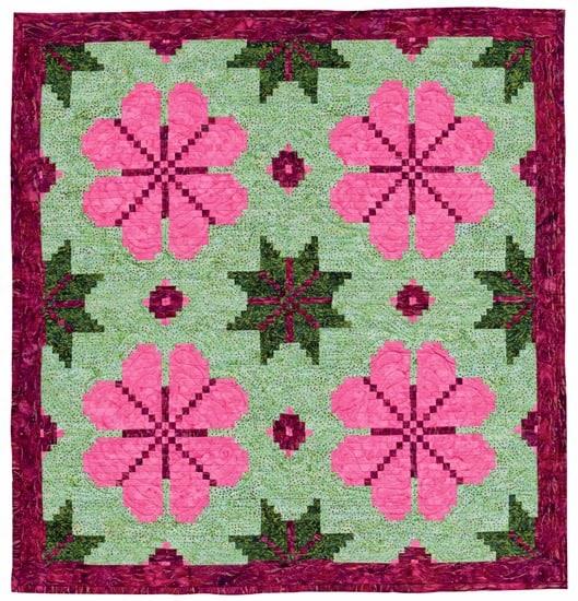 Charlottes Garden Quilt