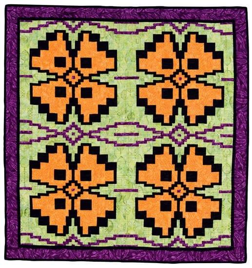 Monarch Quilt