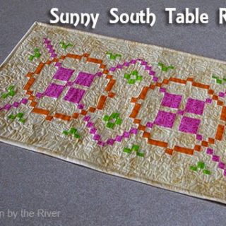 Sunny South Table Runner