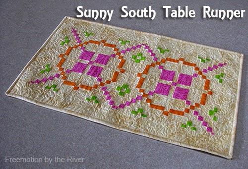 Sunny south Tablerunner