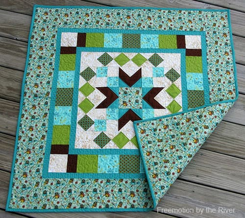 Whos who quilt tutorial