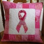 Pink Pillows Breast Cancer Awareness