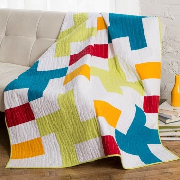 Give It A Whirl free quilt pattern